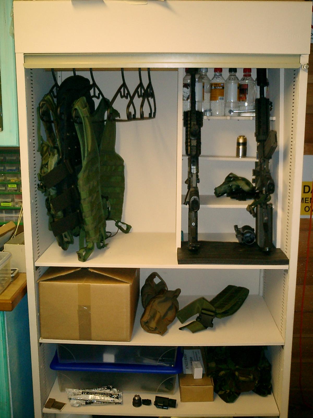 ... Gun Cabinet Big ...